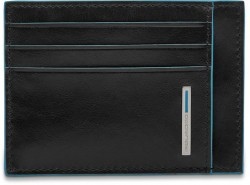 BL SQUARE/Black Кредитница с RFID защитой (11x8x0,5)