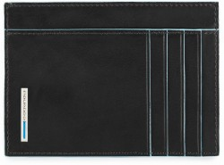 BL SQUARE/Black Кредитница верт. (9,5x12,5x0,5)