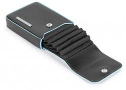 BL SQUARE/Black Кредитница верт. с RFID защитой (7x10,5x2)