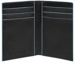 BL SQUARE/Black Кредитница верт. (7,5x11x1)