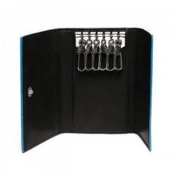 BL SQUARE/Black Ключница на 6 ключей (7x10x1,5)
