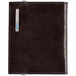 BL SQUARE/Cognac Кредитница для 20 кред.карт (8,8x10,5x1,2)