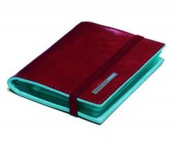 BL SQUARE/Red Кредитница для 20 кред.карт (8,8x10,5x1,2)