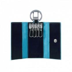 BL SQUARE/N.Blue Ключница на 4 ключа (5x9,5x1,5)