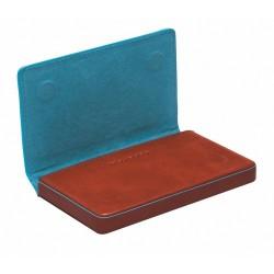 BL SQUARE/Orange Визитница для своих визиток (10x6x1,3)