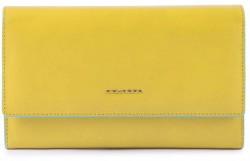 BL SQUARE/Lemon Клатч с отдел. д/смартфона с RFID защитой (20x12,5x3)