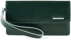 BL SQUARE/Forest Клатч с отдел. д/смартфона с RFID защитой (10,5x19x2)