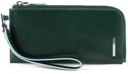 BL SQUARE/Forest Клатч с отдел. д/смартфона с RFID защитой (20x9,5x1,5)