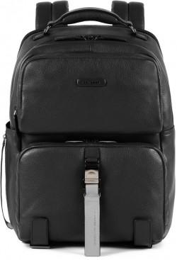 """MODUS Restyling/Black Рюкзак с отдел. д/ноутбука 15,6""""/iPad (30x42x18)"""