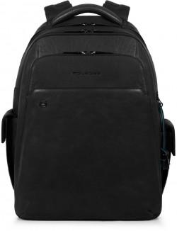 """BK SQUARE Bagmotic/Black Рюкзак с отдел. д/ноутбука 15""""/iPad Air/Pro с USB/microUSB/бирка CONNEQU ("""