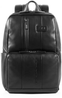 """URBAN/Black Рюкзак с отдел. д/ноутбука 14""""/iPad Air/Pro (29x39,5x15)"""