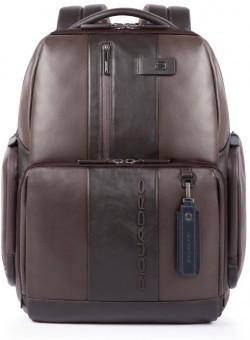 """URBAN/D.Brown Рюкзак с отдел. д/ноутбука 15,6""""/iPad Air/Pro с RFID защитой/CONNEQU (34x44x18)"""