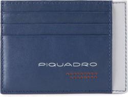URBAN/Blue-Grey2 Кредитница с RFID защитой (11x8x0,5)