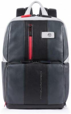 """URBAN/Grey-Black Рюкзак с отдел. д/ноутбука 14""""/iPad Air/Pro (29x39,5x15)"""