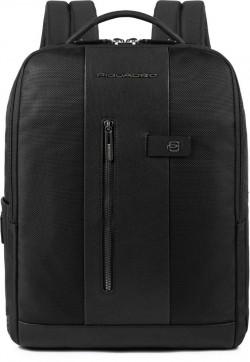 """BRIEF/Black Рюкзак с отдел. д/ноутбука 15,6""""/iPad Air/Pro с RFID защитой/антивор/CONNEQU (31x41x12)"""
