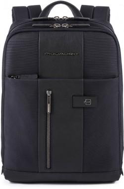 """BRIEF/Blue Рюкзак с отдел. д/ноутбука 14""""/iPad Air/Pro (30x39x8)"""