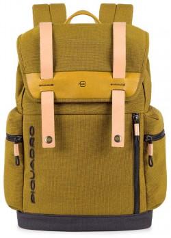 """BLADE/Yellow Рюкзак с отдел. д/ноутбука 15,6""""/iPad Air/Pro (31x43x15)"""