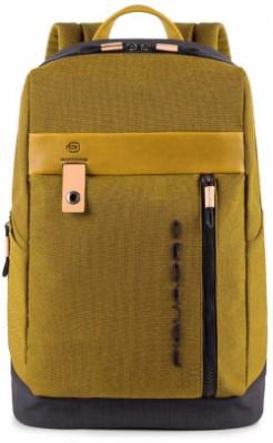 """BLADE/Yellow Рюкзак с отдел. д/ноутбука 15,6""""/iPad Air/Pro (31,5x43x16)"""