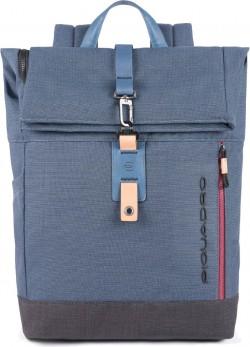 """BLADE/Blue Рюкзак Rolltop с отдел. д/ноутбука 15,6"""" (33x45x15)"""