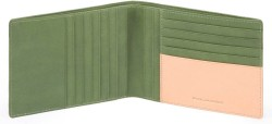 BLADE/Green Портмоне с отдел. для 12 кред.карт (13x9,5x1,5)