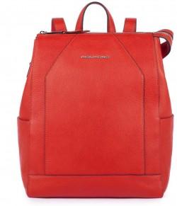 """MUSE/Red Рюкзак с отдел. д/ноутбука 11"""" (28x35x14,5)"""