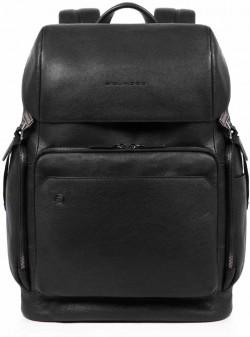 """BK SQUARE/Black Рюкзак с отдел. д/ноутбука 15,6""""/iPad Air/Pro с RFID защитой с брелком CONNEQU (35x"""