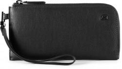 BK SQUARE/Black Клатч с отдел. д/смартфона с RFID защитой (20x9,5x1,5)