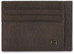BK SQUARE/D.Brown Кредитница с RFID защитой (11x8x0,5)
