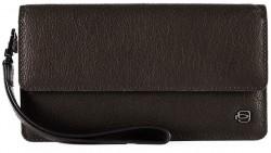 BK SQUARE/D.Brown Клатч с отдел. д/смартфона с RFID защитой (19x10,5x2)