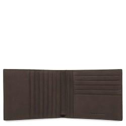BK SQUARE/D.Brown Портмоне с отдел. для 12 кред.карт (12x9,5x2)
