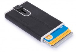 BK SQUARE/Blue Кредитница с выдвижным механизмом с RFID защитой (6,2x10,5x1,2)