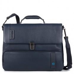 """PULSE/N.Blue Портфель с отдел. д/ноутбука 15,6""""/iPad Air/Pro (41,5x32x11)"""