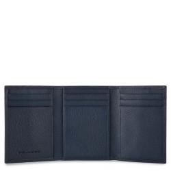 PULSE/N.Blue Кредитница с отдел. для 9 кред.карт (7,5x10,5x1,5)