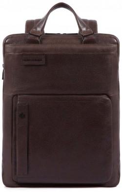 """PULSE/D.Brown Рюкзак двуручн. с отдел. д/ноутбука 15,6""""/iPad с RFID защитой (31,5x41x15)"""