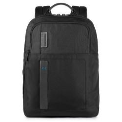 """PULSE/Black Рюкзак с отдел. для ноутбука 15,6""""/iPad Pro/iPad Air с биркой CONNEQU (32x44x16)"""