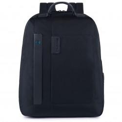 """PULSE/Bk.Blue Рюкзак бол. с отдел.для ноутбука 15,6""""/iPad/iPad Air/iPad mini с CONNEQU (32,5x42x19)"""