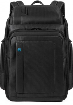 "PULSE/ChevronBlack Рюкзак с отдел. д/ноутбука 15,6""/iPad/iPad Air/Air 2 (34x45x16)"