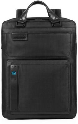"""PULSE/ChevronBlack Рюкзак двуручн. с отдел. д/ноутбука 15,6""""/iPad Air/Pro (31,5x41x15)"""