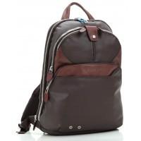 COLEOS/D.Brown Рюкзак складной с отдел. для iPad с чехлом и накидкой (27x36x14,5)