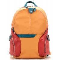 COLEOS/Yellow Рюкзак с отдел. для iPad с чехлом от дождя (32x43,5x18,5)