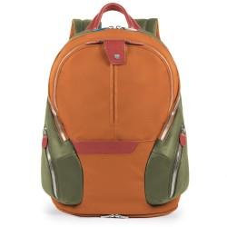 """COLEOS/Orange Рюкзак с отдел. д/ноутбука 13""""/iPad Pro/Air/Air2 с чехлом от дождя (28x36x15)"""