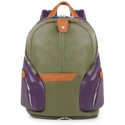 """COLEOS/Green Рюкзак с отдел. д/ноутбука 13""""/iPad Pro/Air/Air2 с чехлом от дождя (28x36x15)"""