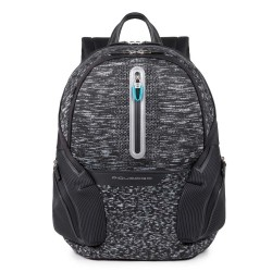 """COLEOS Active/Black Рюкзак с отдел. д/ноутбука 13""""/iPad с USB/microUSB/чехол от дождя (28x37x15)"""