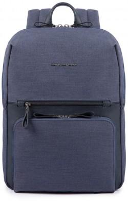 """TIROS/Blue Рюкзак с отдел. д/ноутбука 11""""/iPad (29,5x39x12,5)"""