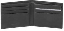 TIROS/Grey Портмоне гориз. с отдел. для док. с RFID защитой (11x9x1,5)