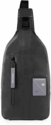 EXPLORER/Black Монорюкзак с отдел. д/iPad mini (20x37x4,5)