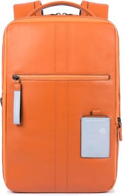 """EXPLORER/Orange Рюкзак с отдел. д/ноутбука 15,6""""/iPad (30x43x8)"""