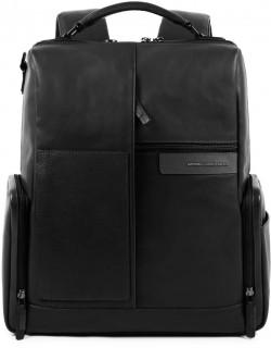 """VANGUARD Bagmotic/Black Рюкзак с отдел. д/ноутбука 14""""/iPad с USB/micro-USB/антивор (38x41x14,5)"""