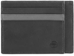 VANGUARD/Black Кредитница с RFID защитой (11x8x0,5)