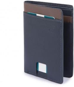VANGUARD/Blue Кредитница верт. с RFID защитой (8x10,5x1,5)